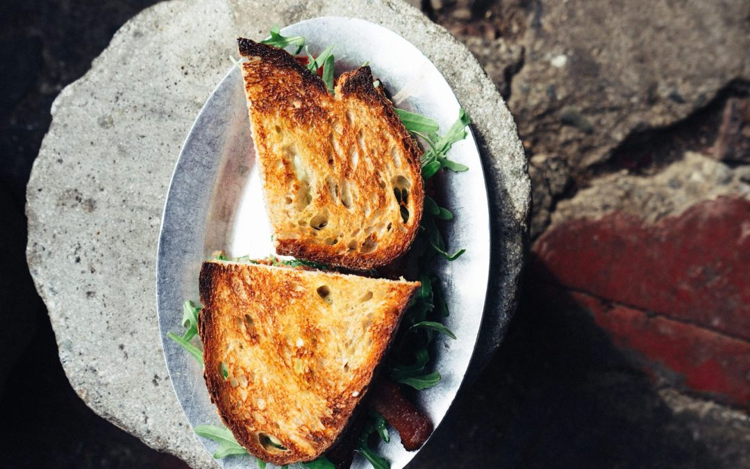 How to Make a Healthier Grilled Cheese…