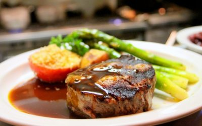 Colorectal Cancer – What's At Steak?